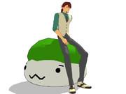 【MMD】ヒカル式虎徹ver1.00配布【TIGER&BUNNY】