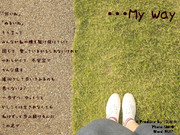 ・・・My way