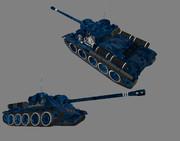 【WoT】響(艦隊これくしょん)【SU-100(HDmodel.ver)】