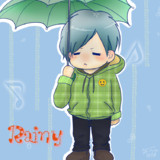 Rainyくん/誕生日イラスト