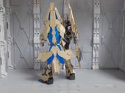 RX-0 ユニコーンガンダム3号機if フェネクス・リザレクト 背面画像【説明文必読】