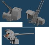 12.7センチ連装高角砲