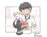 今日は倉田てつをさんのお誕生日