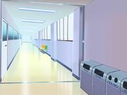 背景CG②:廊下