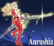 ラバースーツの勇者姫アンルシア