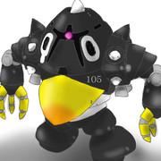MSM-10 失敗ペンギン