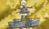 【オリジナル艦娘】巡洋戦艦フッド