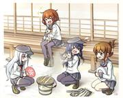 お手伝い第6駆逐艦