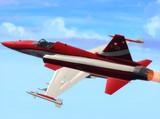 F-20 原型1号機 1983年 パリ航空ショー出場機