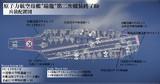 """CVN-11 原子力空母""""瑞龍""""第二次艤装終了"""