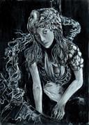 呪術師の女