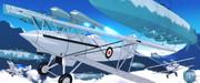 モデル改造で架空機作ってみた