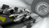 オリジナル レーシングカー 「震電」