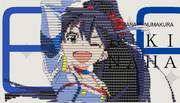 響コメントアート!【アイドルマスター「輝きの向こう側へ!」】
