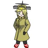 ノヴォローシスク(背面艤装省略)