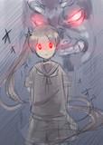 鬼神と呼ばれた少女