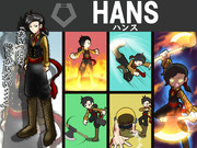 ハンス参戦(妄想)