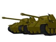 【MMD陸軍】パンターG型 軽量化モデル追加