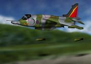 ハリアーGR.3 4sqn/RAF
