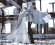 【MMD】WAVE 中間棲姫・戦艦タ級【after】