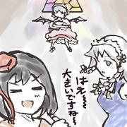 ハロウィン☆ YSNRK姉貴・MKNSN姉貴&SSM姉貴