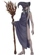 3DSで描いた魔物娘:7号