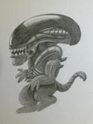 ミニエイリアン Alien