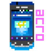 「Xperia acro」ドット絵アイコン