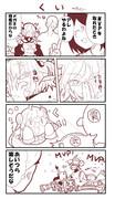 ワンドロ(武蔵 霧島 巻雲)