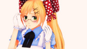 【APヘタリアMMD】水玉リボン