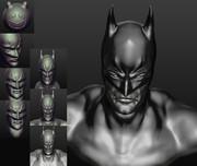 sculptrisでバットマン作る