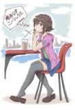 【隙あらば】企画絵1/2【企画参加】