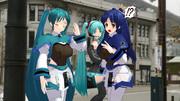 【MMD】ラッピングの悲劇