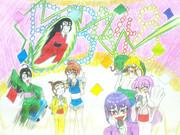BBA神7!オンステージ!!少女版♪