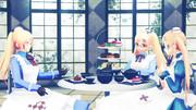 【APヘタリアMMD】お茶会