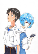 Shinji&Rei