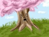 桜な樹じじい