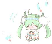 ちび雪ミク