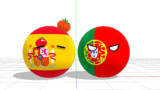スペインボール&ポルトガルボール