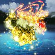 黄衣の王とガチバトル