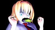 アリスちゃんにずんだ餅を食べさせたかっただけなんです・・・。