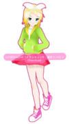 LAT Mirai-Style「メランコリック」鏡音リンVer2.1