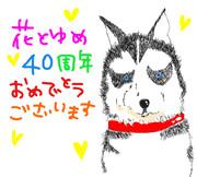 祝♥花とゆめ40周年!