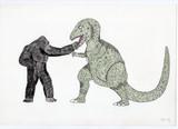 キング・コングvsティラノサウルス