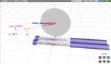 不等速回転ボーンとそれを応用した等速直線運動のためのスタディ