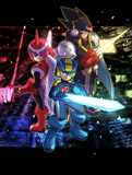 電脳の三剣士
