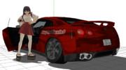 【MMD艦これ】赤城レッドボーキーズ一号車