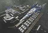 SpaceEngineersで宇宙船3
