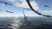 海上の空戦