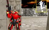 オリメカ戦隊グリッドレンジャー第5話「狙撃手からの挑戦状」